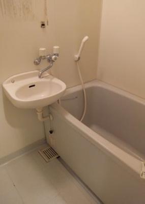 【浴室】大和商住ビル