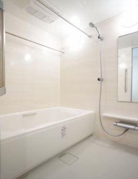 【浴室】常盤町レジデンス