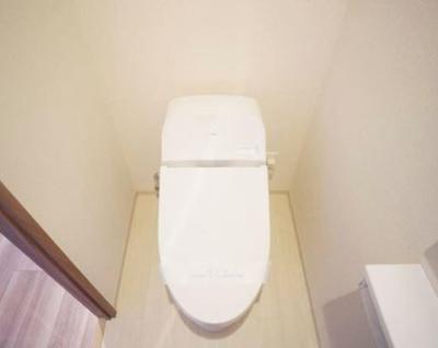 【トイレ】常盤町レジデンス