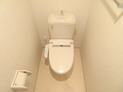 【トイレ】ナチュール浜田山
