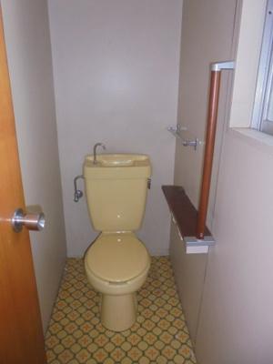 ≪2階トイレ≫