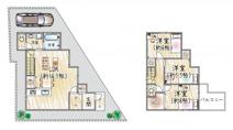 伊丹◆閑静な住宅街♪◆鈴原町9丁目 新築戸建て♪◆の画像