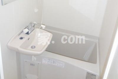 【浴室】レオパレス本天沼ET (47523-107)