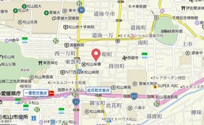 【地図】BELGRAVIA KITAMOCHIDA PUREMIUM.