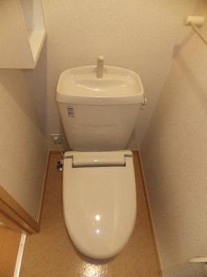 【トイレ】グリシーヌアビテ