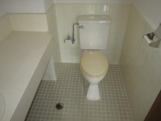 【トイレ】上原共同住宅