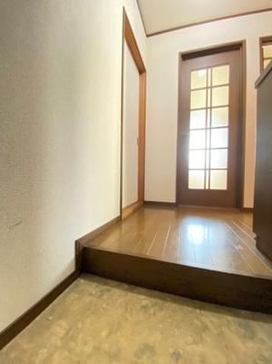 【玄関】グリーンパセオⅡ