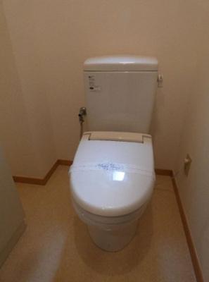 【トイレ】ローズガーデンⅡ