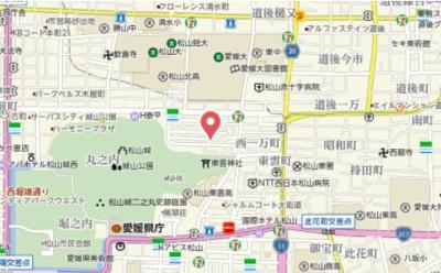【地図】イーストピーク21