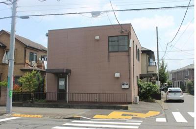 【外観】日野市新町 第二種中高層住専地域 一棟ビル