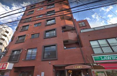 【外観】新宿区北新宿1丁目 2階 区分店舗事務所