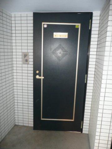 【玄関】エスポワール柳川