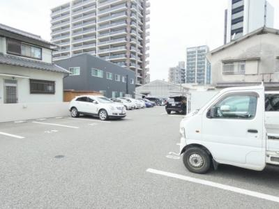 【駐車場】カルム吉塚(※弊社管理物件)