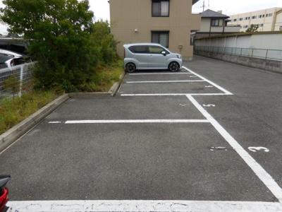 【駐車場】アーバンライフフミ