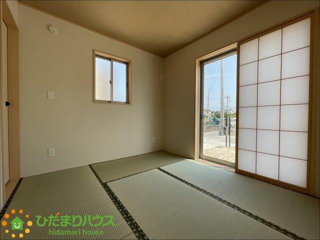 趣のある和室♪来客用スペースとしてお使いいただけます♪