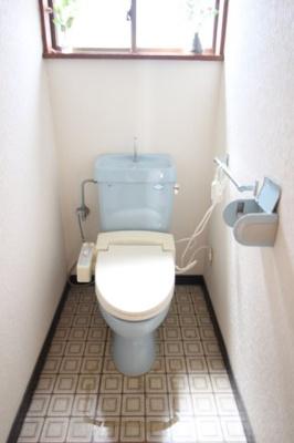 【トイレ】旭東町長屋