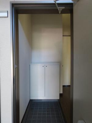 【玄関】フォレスト古庄A