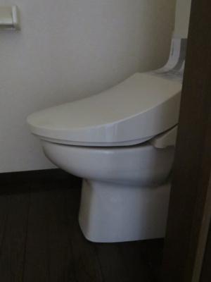 【トイレ】フォレスト古庄A