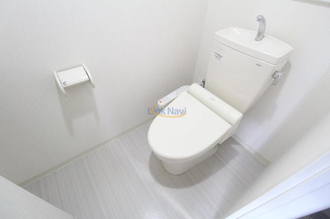 【トイレ】エルヴェ東天満