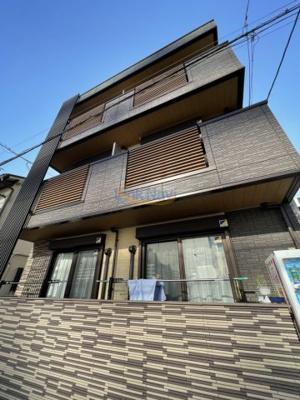 【外観】パークサイドメゾン新梅田