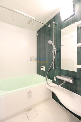 【浴室】パークサイドメゾン新梅田