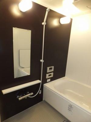 【浴室】ブランズ名谷