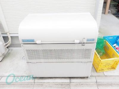 【設備】グランシャレー梅島Ⅲ