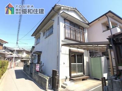 【外観】姫路市大津区天満 中古戸建