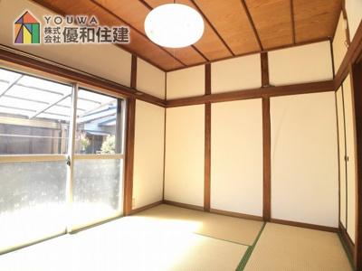【和室】姫路市大津区天満 中古戸建