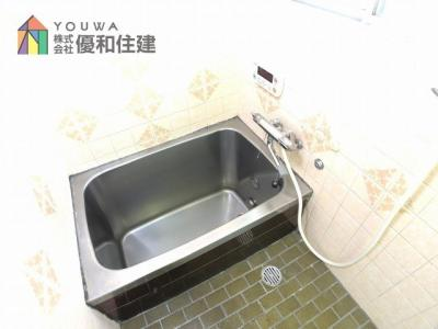 【浴室】姫路市大津区天満 中古戸建
