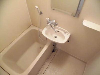 【浴室】メゾン15