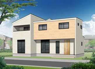 岐阜市鏡島西 新築建売全3棟 ゆとりの広さを現実に!収納豊富!お車スペース並列3台可能!