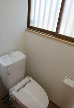 【トイレ】大石貸家