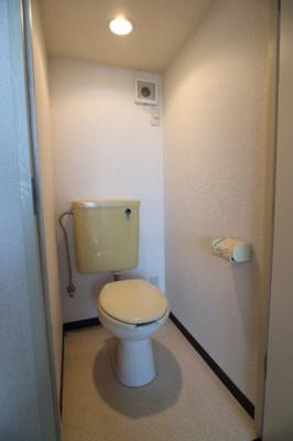 【トイレ】サンシャイン高丸