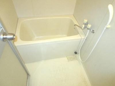 【浴室】ラシーヌ南田辺