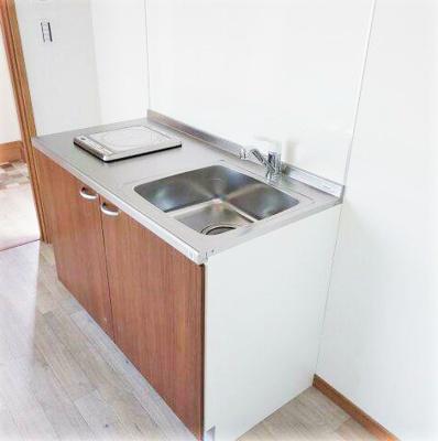 【キッチン】Villa Egret
