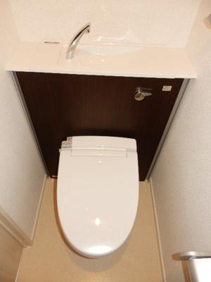 【トイレ】リベルラ