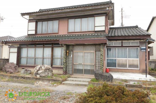 【外観】加須市南篠崎 中古一戸建て
