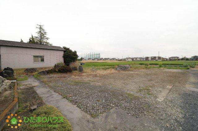 【庭】加須市南篠崎 中古一戸建て