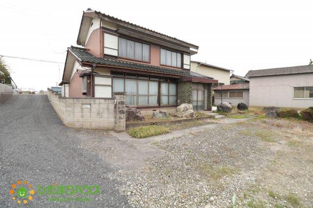 【前面道路含む現地写真】加須市南篠崎 中古一戸建て