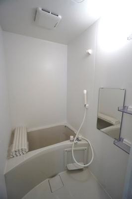 【浴室】グランシャレー梅島Ⅱ