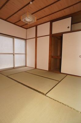【居間・リビング】塚口タウンハウス