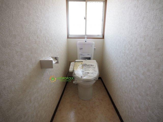 【トイレ】白岡市彦兵衛 中古一戸建て