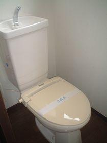 【トイレ】シティハウス高田