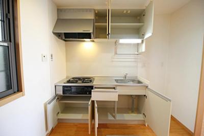 【キッチン】メゾンドフルーレ B