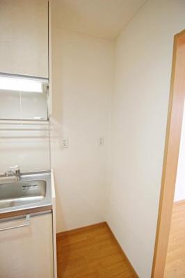 ★冷蔵庫スペース★