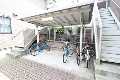 ★駐輪スペース★