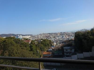 【展望】ピュアハイツ垂水潮見が丘