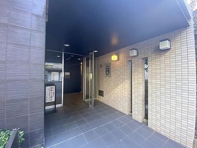 【玄関】グランディア長居駅前