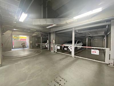 【駐車場】グランディア長居駅前